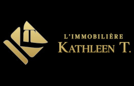 logo L'immobiliere kathleen t